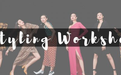 WR x Zalora Presents: Styling Workshop