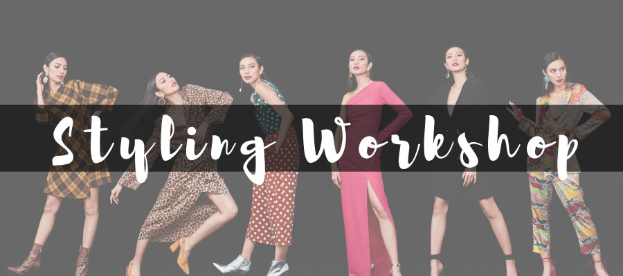WR x Zalora Presents: Styling Workshop