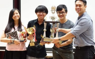 WR-NUS Pre UADC Debating Championships